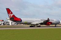 G-VSEA @ EGLL - Landing
