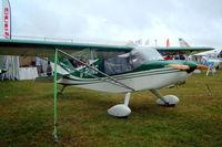 G-RDNS @ EGBP - Rans S.6S-116 Super Six Coyote II [PFA 204-14307] Kemble~G 02/07/2005