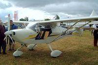 OM-LANE @ EGBP - Aeropro Eurofox [17505] Kemble~G 02/07/2005