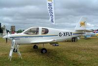 G-XFLY @ EGBP - Lambert Mission M212-100 [PFA 306-13380] Kemble~G 02/07/2005