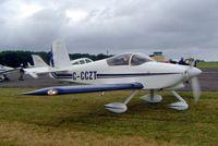 G-CCZT @ EGBP - Van's RV-9A [PFA 320-13777] Kemble~G 01/07/2005