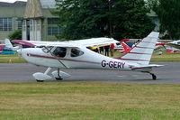 G-GERY @ EGBP - Stoddard Hamilton Glastar [PFA 295-13475] Kemble~G 02/07/2005