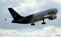 C-GFAT @ EGCC - EGCC departure - by Clive Pattle