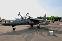E153 @ LFOT - Dassault-Dornier Alpha Jet E, Static display, Tours-St Symphorien Air Base 705 (LFOT-TUF) Open day 2015 - by Yves-Q