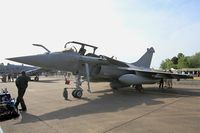 9 @ LFOT - Dassault Rafale M, Static display, Tours-St Symphorien Air Base 705 (LFOT-TUF) Open day 2015 - by Yves-Q