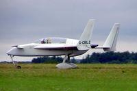 G-CBLZ @ EGBP - Rutan Long-Ez [1046] Kemble~G 02/07/2005