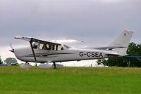G-CSEA @ EGBP - Cessna 172S Skyhawk [172S-9802] Kemble~G 02/07/2005