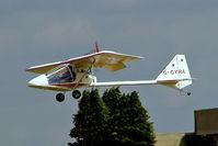 G-CYRA @ EGBP - Kolb Twinstar Mk.III [PFA 205-12434] Kemble~G 01/07/2005