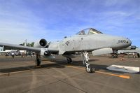 81-0960 @ LFOT - USAF Fairchild Republic A-10C Thunderbolt II, Static display, Tours Air Base 705 (LFOT-TUF) Open day 2015 - by Yves-Q