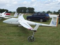 G-TLTL @ X3HU - Glider Comp - by Keith Sowter