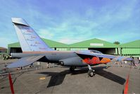 E173 @ LFOT - Dassault-Dornier Alpha Jet E (F-UHMA), Static display, Tours Air Base 705 (LFOT-TUF) Air show 2015 - by Yves-Q