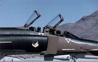 68-0531 @ KLSV - At the 1997 50th Anniversary of the USAF air display, Nellis AFB. - by kenvidkid