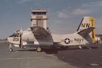 9267 @ CCR - Concord Airport airshow in California, around 1975. - by Clayton Eddy