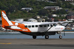 ZK-SAA @ NZWN - ready for BHE - by Bill Mallinson