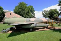 BA-08 - Dassault Mirage 5BA, Preserved at Savigny-Les Beaune Museum - by Yves-Q