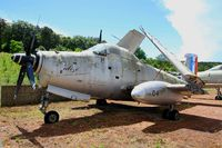 04 - Breguet Br.1050 Alize, Preserved at Savigny-Les Beaune Museum - by Yves-Q