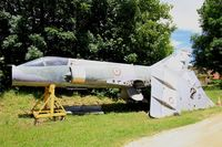 330 - Dassault Mirage IIIR, Preserved at Savigny-Les Beaune Museum - by Yves-Q