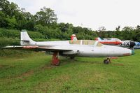323 - PZL TS-11 bis-B Iskra, Preserved at Savigny-Les Beaune Museum - by Yves-Q