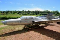 46 - Morane-Saulnier MS.760 Paris, Preserved at Savigny-Les Beaune Museum - by Yves-Q