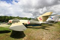 609 - PZL-Mielec Lim-5P, Preserved at Savigny-Les Beaune Museum - by Yves-Q