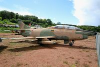1801 - Fiat G-91/T3, Preserved at Savigny-Les Beaune Museum - by Yves-Q