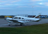 C-FPIR @ CYRP - Parked at terminal - by Dirk Fierens