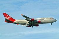G-VROY @ EGLL - Boeing 747-443 [32340] (Virgin Atlantic) Home~G 25/06/2015. On approach 27L.