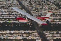 N11281 - N11281 over SF. - by Clayton Eddy