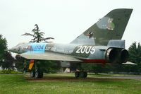 59 @ LFPC - Dassault Mirage IVP, Preserved at Creil Air Base 110(LFPC-CSF) - by Yves-Q