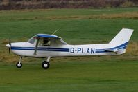G-PLAN @ EGCB - At City Airport Manchester (Barton) - by Guitarist