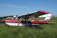 C-FOUL @ CSS3 - Cessna 172D Skyhawk [172-49579] Les Cedres~C 07/06/2012 - by Ray Barber