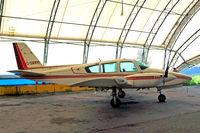 C-GRRM @ CSS3 - Grumman-American GA-7 Cougar [GA7-0013] Les Cedres~C 07/06/2012 - by Ray Barber