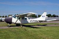 C-FTPN @ CSS3 - Cessna U.206F Stationair [U206-01771] (EON Geosciences Inc) Les Cedres~C 07/06/2012 - by Ray Barber