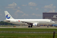 LY-VEZ @ CYUL - Airbus A320-212 [0299] (Avion Express/Cubana) Montreal-Dorval Int'l~C 07/06/2012 - by Ray Barber