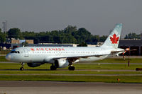 C-FDRH @ CYUL - Airbus A320-211 [0073] (Air Canada) Montreal-Dorval Int'l~C 07/06/2012 - by Ray Barber