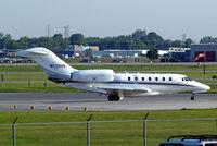 N228DB @ CYUL - Cessna Citation X [750-0228] Montreal-Dorval Int'l~C 07/06/2012