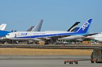 JA8197 @ KMHV - ANA B772 being recycled at MHV. - by FerryPNL