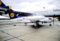 D-IOSC @ EDDB - Berlin Air Show 4.6.94 - by leo larsen