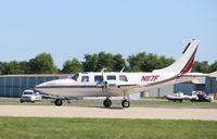 N117F @ KOSH - Aerostar 601P