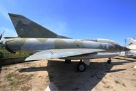 222 - Dassault Mirage IIIB, preserved at les amis de la 5ème escadre Museum, Orange - by Yves-Q