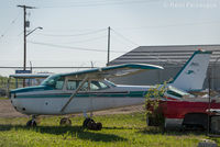 C-GCKY @ CYYE - Parked by private hanger, east side of airport. - by Remi Farvacque