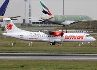 F-WWEP @ LFBO - C/n 1332 - To be PK-MHV but ntu by the airline... Transferred to Malindo Air as 9M-LMS - by Shunn311