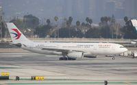 B-6543 @ KLAX - Airbus A330-200 - by Mark Pasqualino