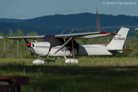 C-FANG @ CYYD - Parked at east end of airport in private craft area. - by Remi Farvacque