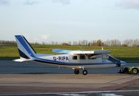 G-RIPA @ EGSH - Under tow - by Keith Sowter