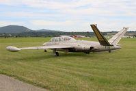 119 @ LFLQ - Fouga CM-170 Magister, Musée Européen de l'Aviation de Chasse at Montélimar-Ancône airfield (LFLQ) - by Yves-Q