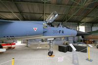 37 @ LFLQ - Dassault Mirage F1C, Musée Européen de l'Aviation de Chasse at Montélimar-Ancône airfield (LFLQ) - by Yves-Q