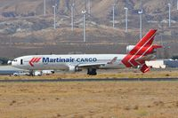 PH-MCP @ KMHV - Last MP MD11F to be stored for recycling. - by FerryPNL