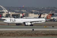 DQ-FJW @ KLAX - Airbus A330-300