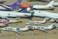 XA-LMM @ KMHV - Aero California see-thought DC9. - by FerryPNL